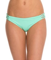 Roxy Swimwear Girls Just Wanna Have Fun 70s Bikini Bottom