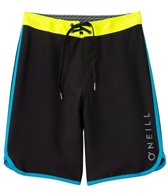 O'Neill Boys' Santa Cruz Scallop Boardshorts (8yrs-14+yrs)