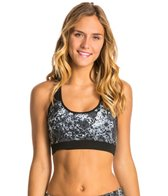 Hurley Dri-Fit Printed Sports Bra