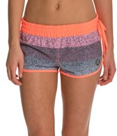 Hurley Phantom Block Party 2.5 Stripe Beachrider Boardshort