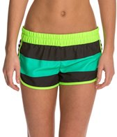 Hurley Supersuede Printed 2.5 Beachrider Stripe Boardshort