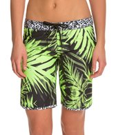 Hurley Supersuede Printed 9 Palm Boardshort