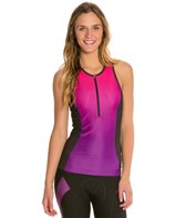 Shebeest Women's Tri Zip Top