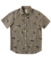 O'Neill Men's Gully Short Sleeve Shirt