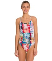 Arena Holidays Female Challenge Back One Piece Swimsuit