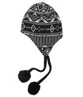 Billie Girls Campin Trail Pom Pom Beanie