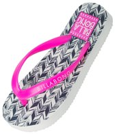 Billie Girls Grom-Ette Flip Flops