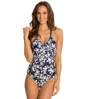 Lole Noumea Amalfi Blue One Piece