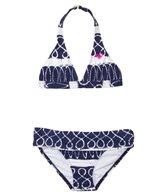 Roxy Kids Girls' Whirlwind Halter Set (8yrs-16yrs)