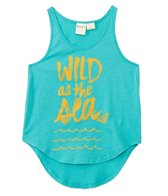 Roxy Kids Girls' Wild Sea Classic Tank (8yrs-16yrs)