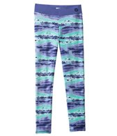 Roxy Kids Girls' Active Wave Print Legging (8yrs-16yrs)