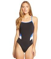 Sporti Poly Pro Splice Thin Strap Swimsuit