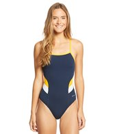 Sporti Poly Pro Splice Thin Strap Swimsuit