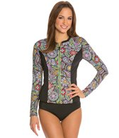 Fit4U Morocco Rashguard With Built In Bra