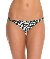 Hurley Raging Roar String Side Bikini Bottom