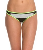 Hurley Tomboy Stripe Hipster Bikini Bottom