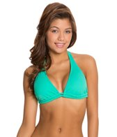 Hurley One & Only Halter Bikini Top