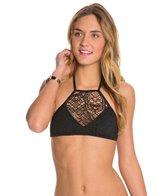 Hurley Webbed Crop Bikini Top