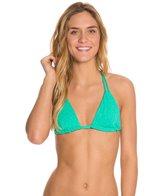 Hurley Regal Halter Bikini Top