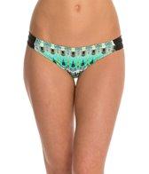 Hurley Pheonix Tab Side Bikini Bottom