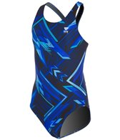 TYR Zenith Youth Maxifit Swimsuit