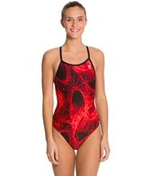 TYR Firestorm Women's Diamondfit One Piece Swimsuit