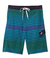 TYR Springdale Sunset Stripe Boardshort