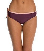Seea Nosara Burgundy Bikini Bottom
