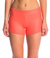 Alo Sweat It Trunk Yoga Shorts