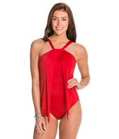 Magicsuit by Miraclesuit Solid Tara One Piece Swimsuit
