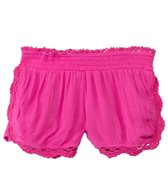 O'Neill Girls' Coco Crochet Short (7yrs-14yrs)