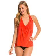 Magicsuit by Miraclesuit Solid Sophie Halter Tankini Top