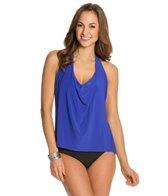 Magicsuit by Miraclesuit Solid Sophie Underwire Tankini Top