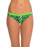 Blue Seventy Women's Chevron Performance Bikini Swimsuit Bottom