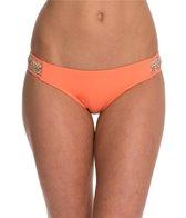 Reef Girls Solid Tab Side Bikini Bottom