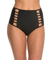 Reef Girls Solid High Waist Bottom