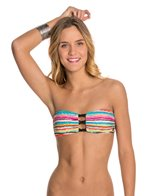Reef Girls Tropical Bandeau Bra Bikini Top