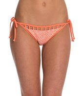 Reef Girls Desert Bloom Tie Side Bikini Bottom