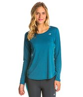 New Balance Women's Accelerate Long Sleeve