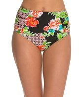 Bikini Lab Hot & Cold High Waist Bikini Bottom