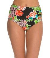 Bikini Lab Hot & Cold High Waist Bikini Bottom