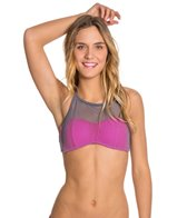 Bikini Lab Sporty Spice High Neck Halter Bikini Top