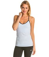New Balance Women's Strappy Long Bra