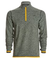 New Balance Men's Space Dye Quarter Zip