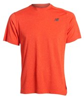 New Balance Men's SS Heather Tech Tee