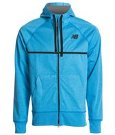 New Balance Men's Bonded Tech Fleece Jacket