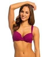 Tommy Bahama Swimwear Pearl Solids OTS Bra Bikini Top