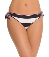 Tommy Bahama Swimwear Rugby Stripe Reversible Tide Side Hipster Bikini Bottom