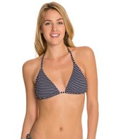 Tommy Bahama Swimwear Anchors Away Halter Triangle Bra Bikini Top
