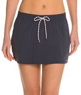 Tommy Hilfiger Color Block Solids Board Swim Skirt